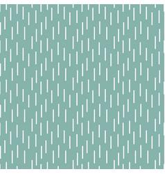 rain shapes tiny blue retro seamless vector image