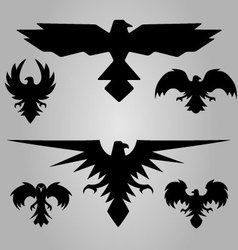 Eagles Stylised vector