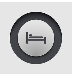 modern circle icon Eps10 vector image