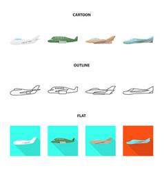 Travel and airways symbol vector
