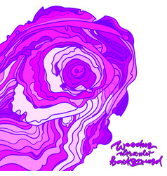 wooden ultraviolet background vector image