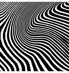 Grunge Background Radial vector image