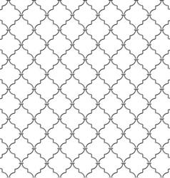 Seamless metal lattice vector image