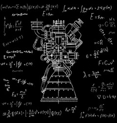Rocket engine design it can be used as an vector