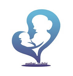 mother vector image vector image