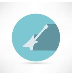 Guitar - vector image vector image