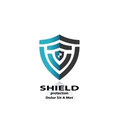 Symbol of security vector