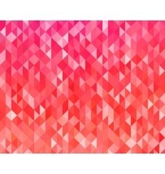Abstract red color background vector