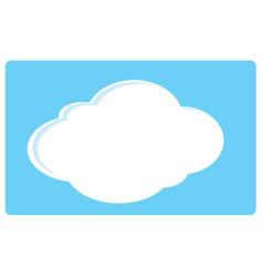 Cloud 04 vector