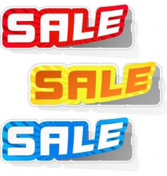 sale vector image