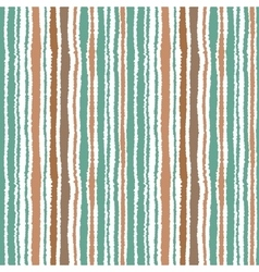 Seamless strip pattern Vertical lines Torn paper vector image
