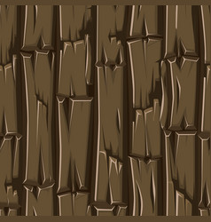 Seamless texture wood panels old floor from vector
