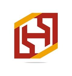 design symbolhexa a perfect icon vector image