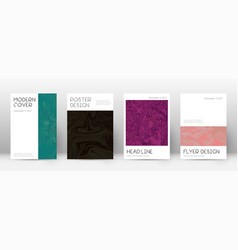 Abstract cover mind-blowing design template vector
