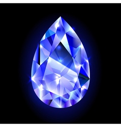 Design element diamond vector