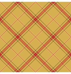 Plaid tartan seamless pattern vector image