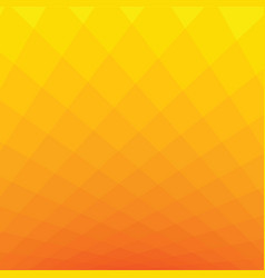 orange and yellow square tone background vector image