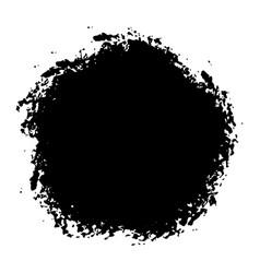 distress blot texture vector image