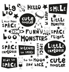 Space phrases vector