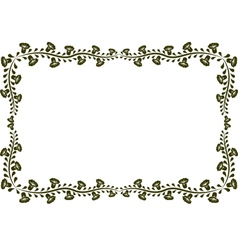 frame9 vector image