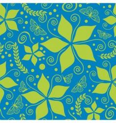 retro colored pattern vector image