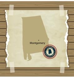 Alabama vector