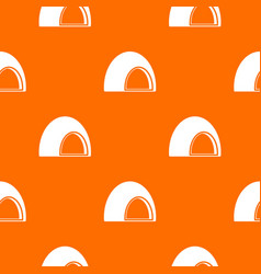 souffle pattern seamless vector image