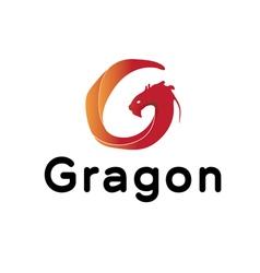 Gragon Design vector image vector image