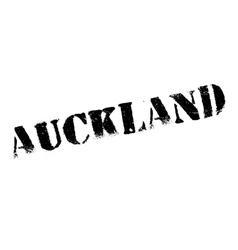 Auckland stamp rubber grunge vector