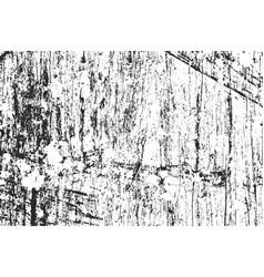 Distressed overlay wooden texture grunge vector