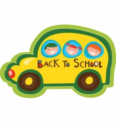 School buss vector