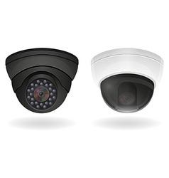 Surveillance cameras 03 vector