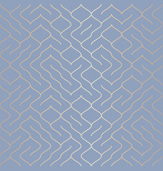 geometric blue seamless pattern background simple vector image