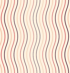 Geometric pattern by waves vector