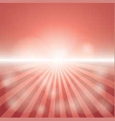 Red color burst vector