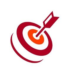 Target hit vector
