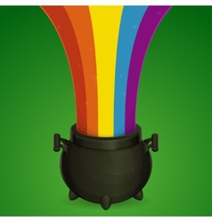 Bowler and a Rainbow vector