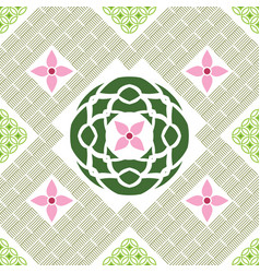 new pattern 0143 vector image