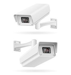 Surveillance cameras 06 vector