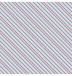Color striped seamless patterns vector image vector image