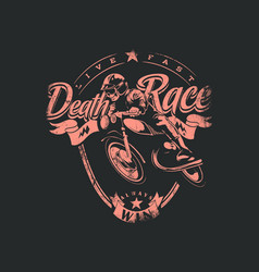 Death race vector