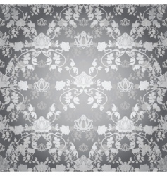 ornate seamless background vector image