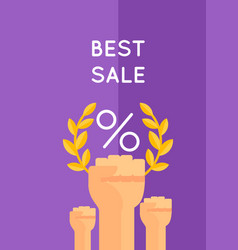 Best selling vector