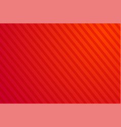 Modern red backgrounds 3d colorful overlap layers vector