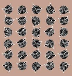 Owls Head vector image