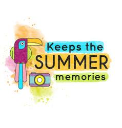Summer 71 vector