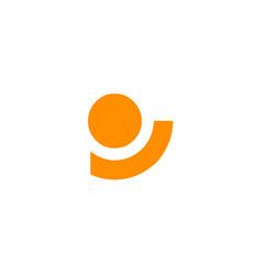 person logo icon design sign vector image