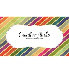 Decorative colorful background vector