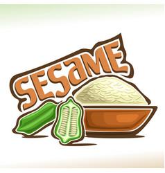 Sesame vector