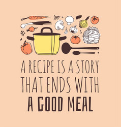 Recipe Quotes Vector Images (over 290)